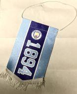 Manchester City Mini Pennant