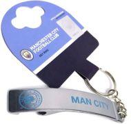 Man City Bottle opener Keyring