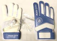 Man City Goal Keeper Gloves