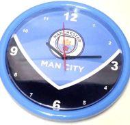 Man City Wall Clock