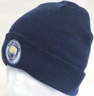 Manchester City Bronx Hat Navy Blue