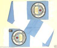 Man City Bar Scarf (New Club Crest)