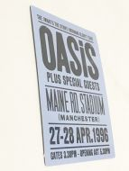 Man City Magnet Oasis Football Gifts