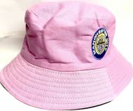 Manchester City Hat Pink Bucket Fishing Hat