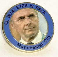 Manchester City x Manager Sven Goran Eriksson