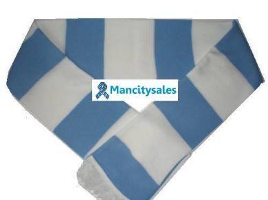 Man City Scarves